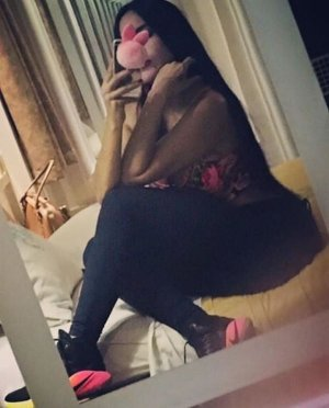 Fadia escort girl brunette Bouchemaine 49